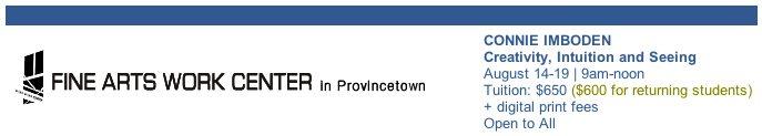 Provincetown Workshop 2011